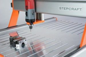 STEPCRAFT T-Slot Table
